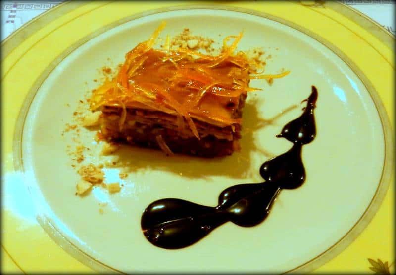 baklava taverna artemis poznan