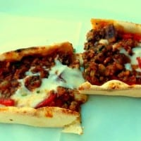 pide turecka pizza pizza frontiera poznan