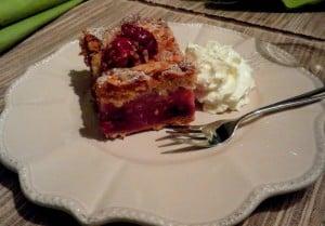 ciasto wisniowe rotondo