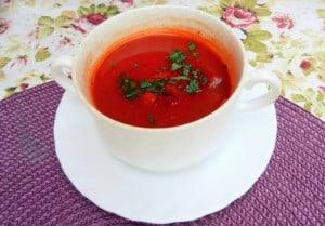 zupa pomidorowa da luigi poznań