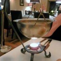 zupa myśliwska w kociołku
