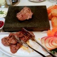 stek z sarny