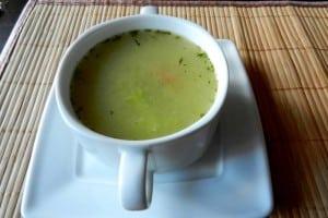 zupa brokulowa skypizza