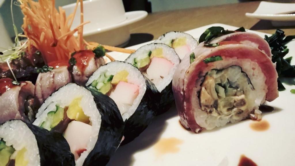 Nowy lokal i jedno z lepszych sushi w miecie! sushihellip